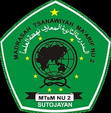 Logo MTs Ma'arif NU 2 Sutojayan