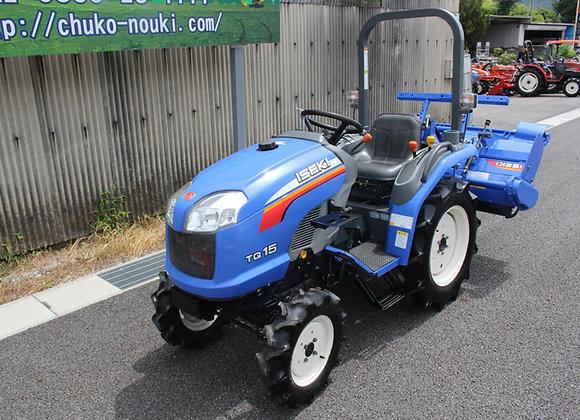 (売約済み)イセキ トラクター TQ15 No.Y2445