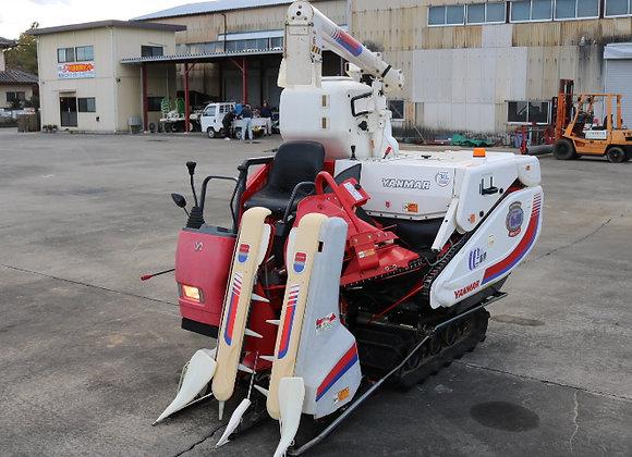 ヤンマー コンバイン Ee-35 No.S109