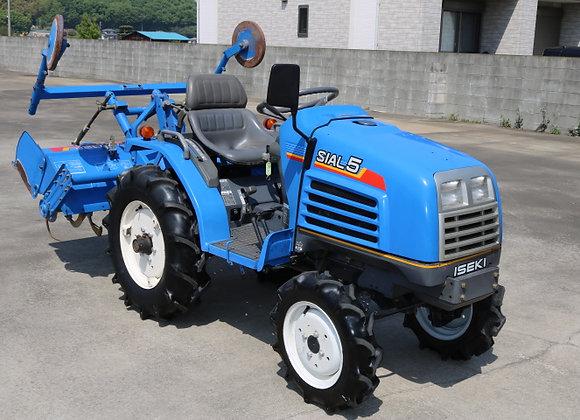 売約済み-イセキ トラクター SIAL5 No.S204
