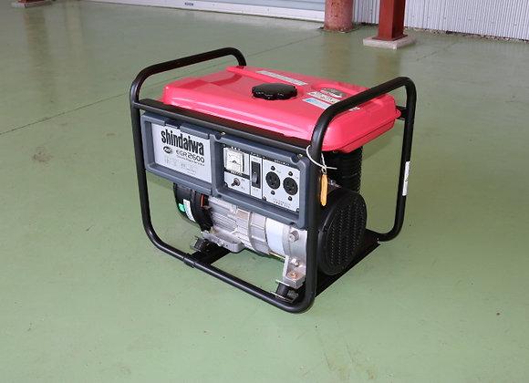 新ダイワ 発電機 EGR2600 No.S14