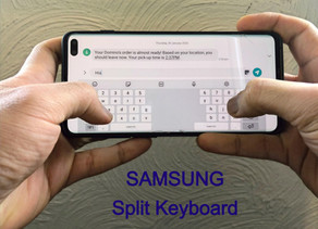 Samsung Phones Get New Keyboards With Latest One UI Update On Android 10 - September 2020