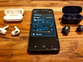 Dual Audio On Samsung Galaxy After Android 10 Update - Play Music On 2 Bluetooth Devices