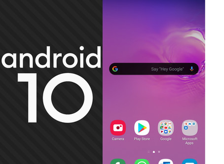 Samsung Android 10 Update For Galaxy S10 Series- New Features and One UI 2.0 Details