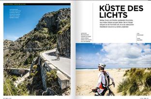 """Reise """"Küste des Lichts"""", Tour-Magazin 2016"""