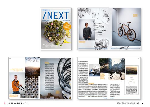 """Feature """"Freiburger Fahrradconnection"""", RWE Next 2013"""