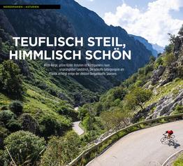 """Reise """"Teuflisch Steil, Himmlisch Schön"""", TOUR Magazin 2019"""