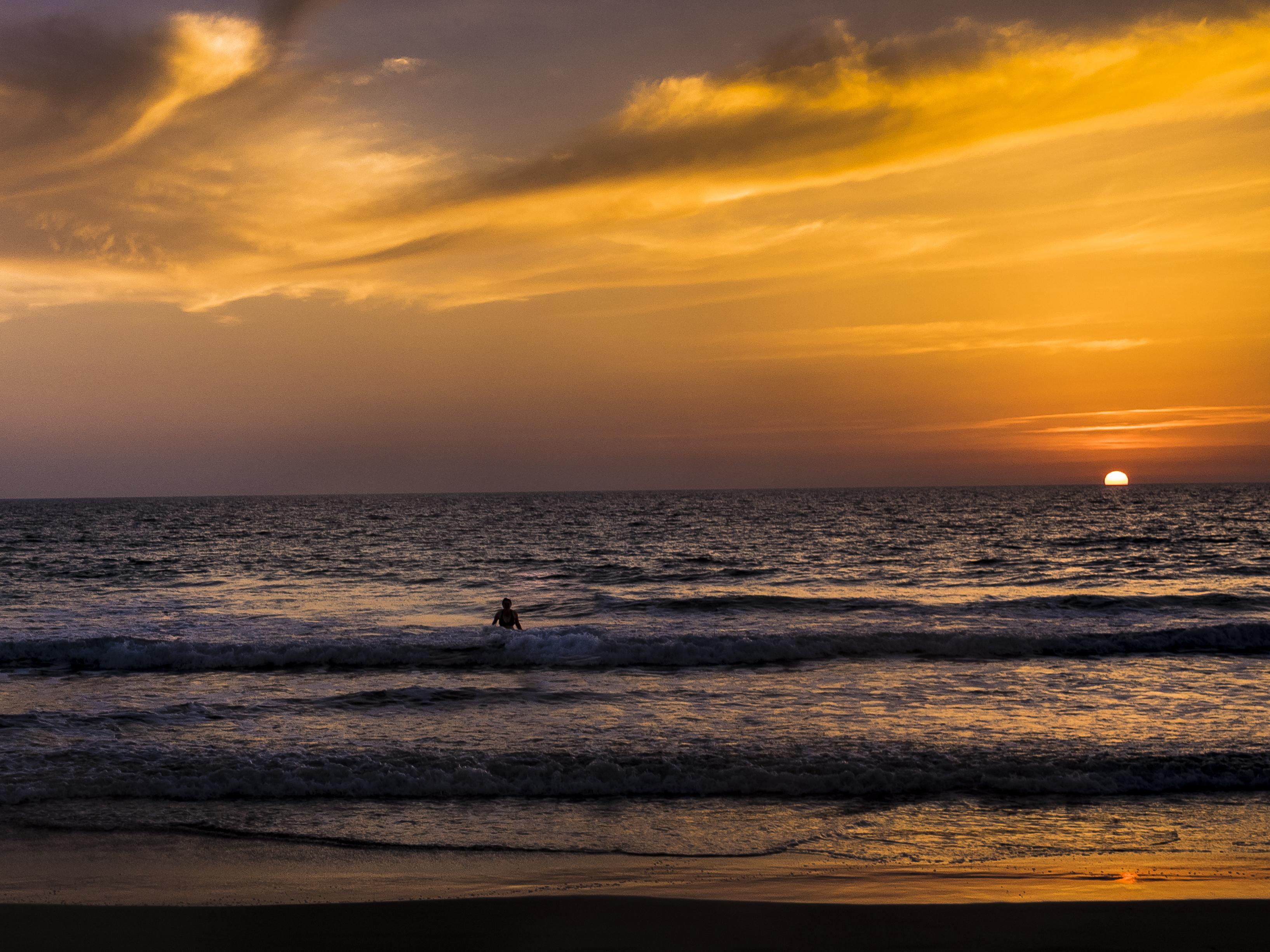Atlantic coast of Andalucia, Spain