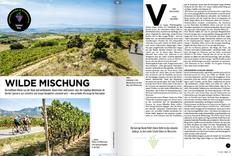 "Reise ""Wilde Mischung"", TOUR-Magazin 2016"