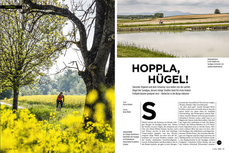 "Reportage ""Sundgau"", TOUR-Magazin 2020"