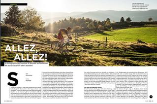 "Reise ""Vogesen"", TOUR-Magazin 2018"