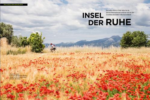 "Reportage ""Mallorca"", TOUR-Magazin 2020"