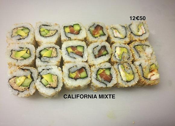 California mixte