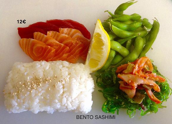 Bento Sashimi