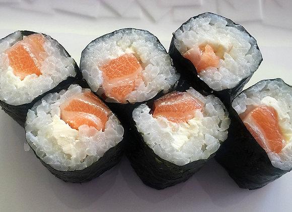 Maki Saumon Cheese x6