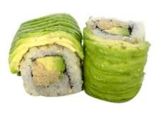 Green Avocado Saumon cuit x6