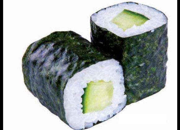 Maki Concombre x6