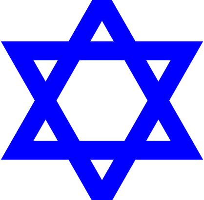 The star of David image
