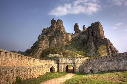 A medieval caste