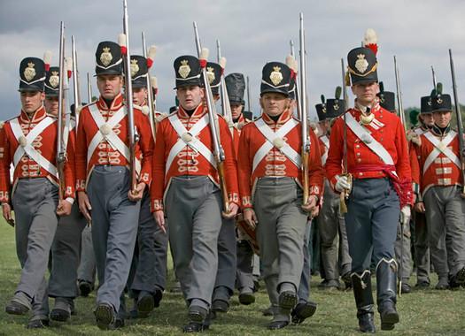Wellington's 33rd Regiment