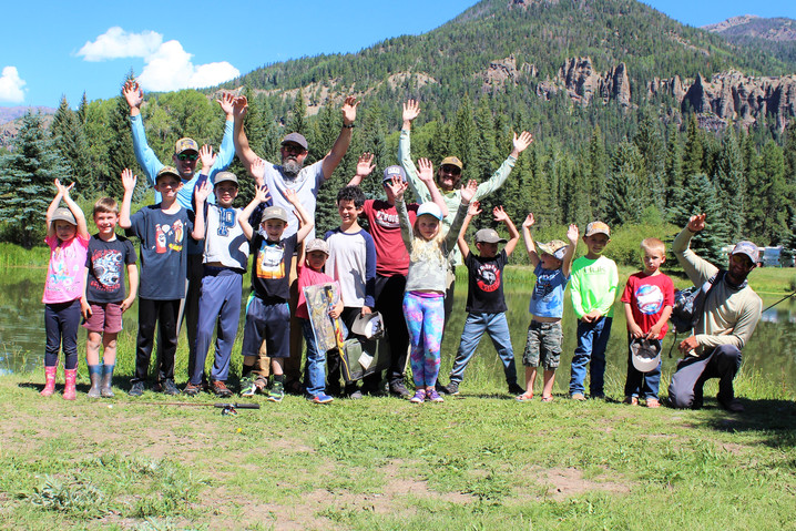 2020 Four Corners Youth Fishing Derby