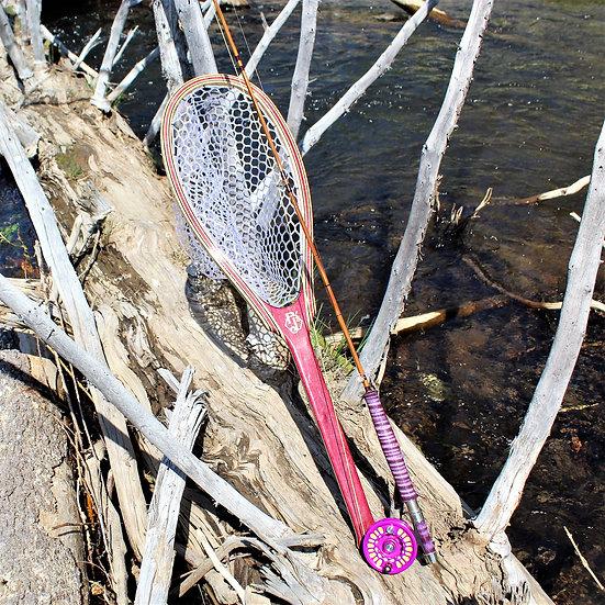Lady Angler's Custom Rod Collection