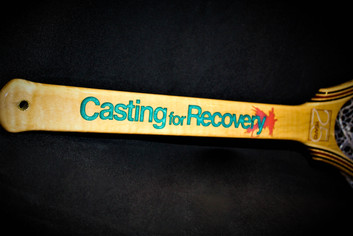Casting for Recovery Landing Net Donation