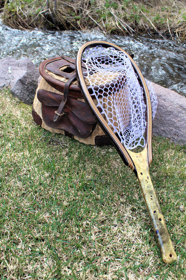 Buckeye Burl Landing Net