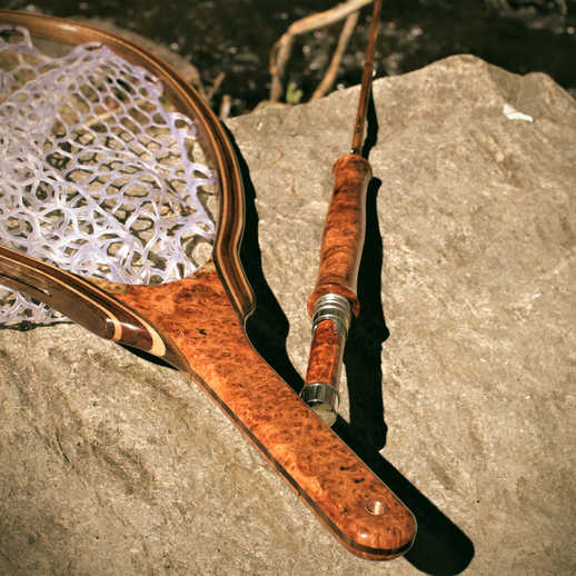 Matching Grips and Landing Nets