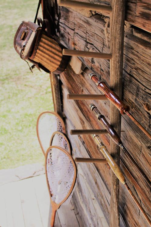 Custom Rods and Landing Nets