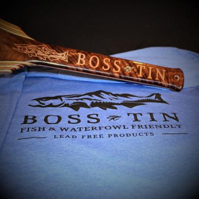 Boss Tin Custom Landing Net