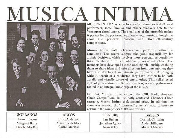 musica intima news clip