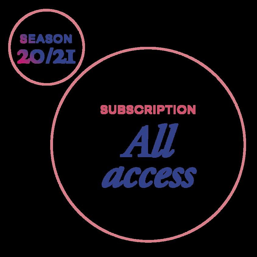 Season Subscription—All Access