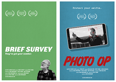 Brief Survey and Photo Op posters