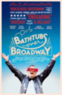 Bathtubs Over Broadway_OFFICIAL POSTER
