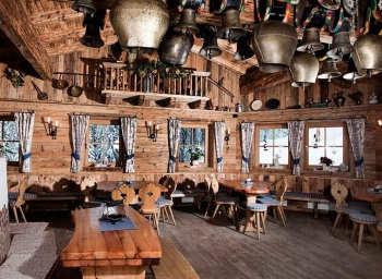 Skihütte Aualm