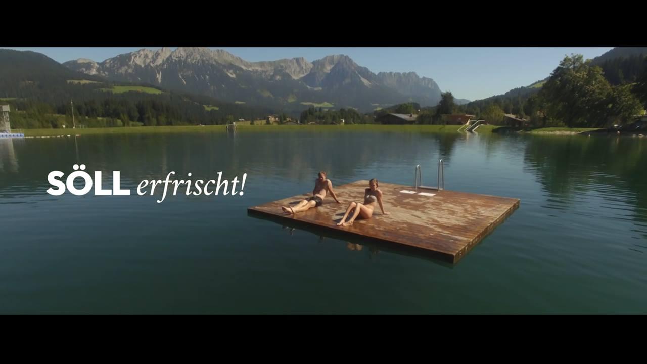 AKTIV Sommerurlaub in Söll | September 2016 | Söll erfrischt