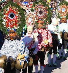 Tyrolean Folk Art and Customs