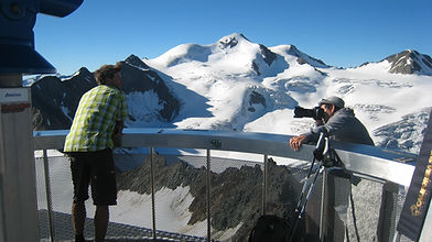 Fotoshooting Pitztaler Gletscher (c)expe