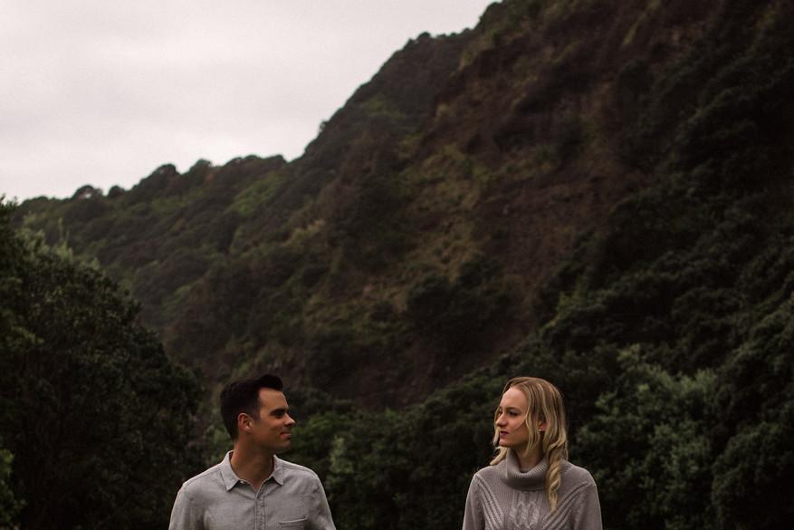Sam and Jen