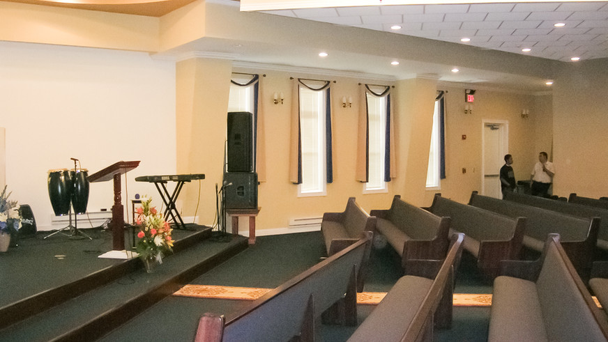 TIME OF GRACE CHURCH