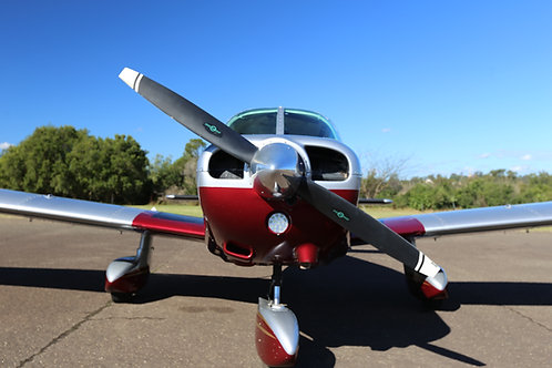 Piper Warrior II PA-28 151 (upgraded to 161)