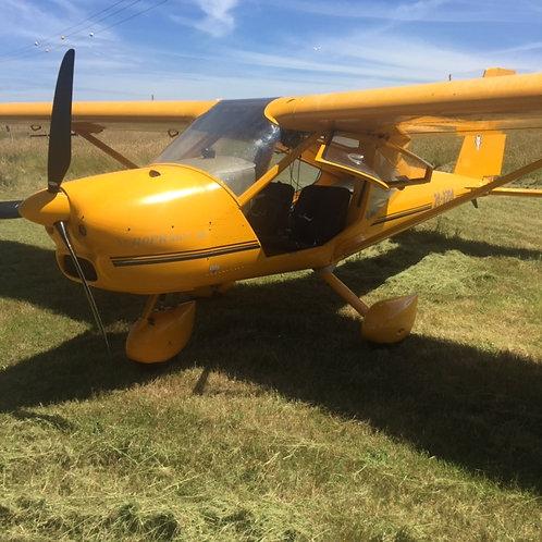 Aeroprakt A32 Vixxen