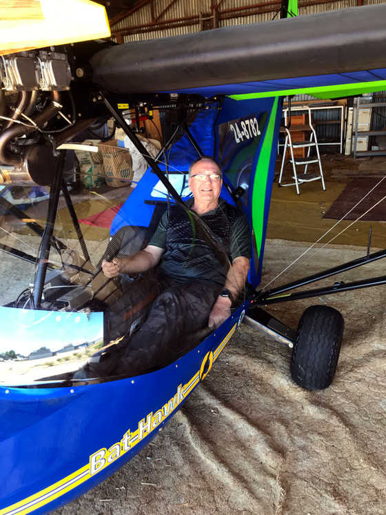 SWAN HILL TO DARWIN IN A STOL CHAMPION: PART 1