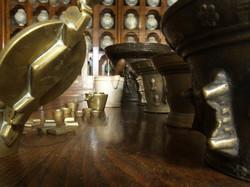 Instruments d'apothicaire