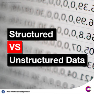 Structured Data VS Unstructured Data