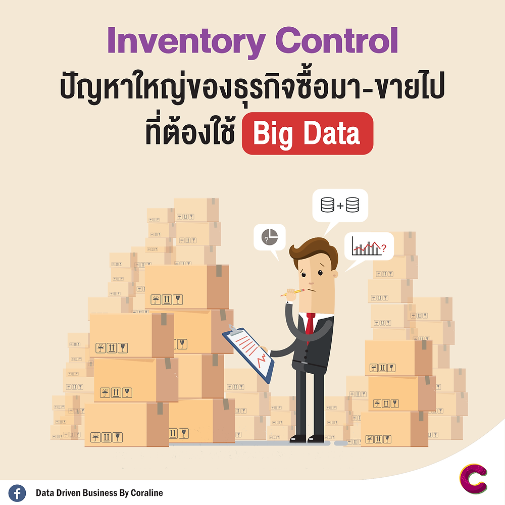 Inventory Control The big problem of trading business