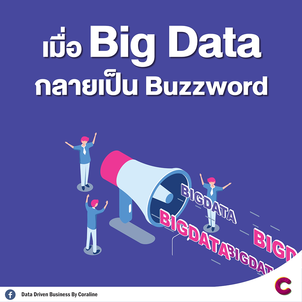 When the Big Data becomes a Buzzword