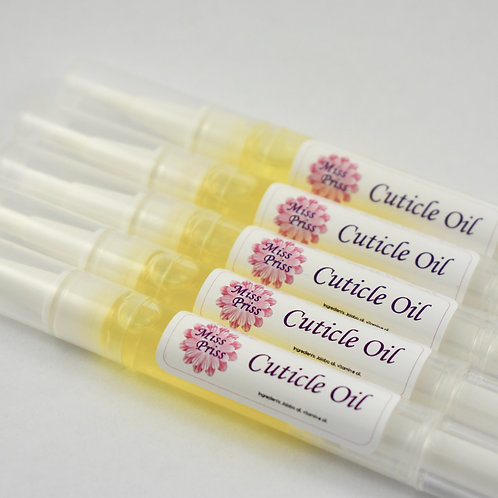 Cuticle Oil Pen
