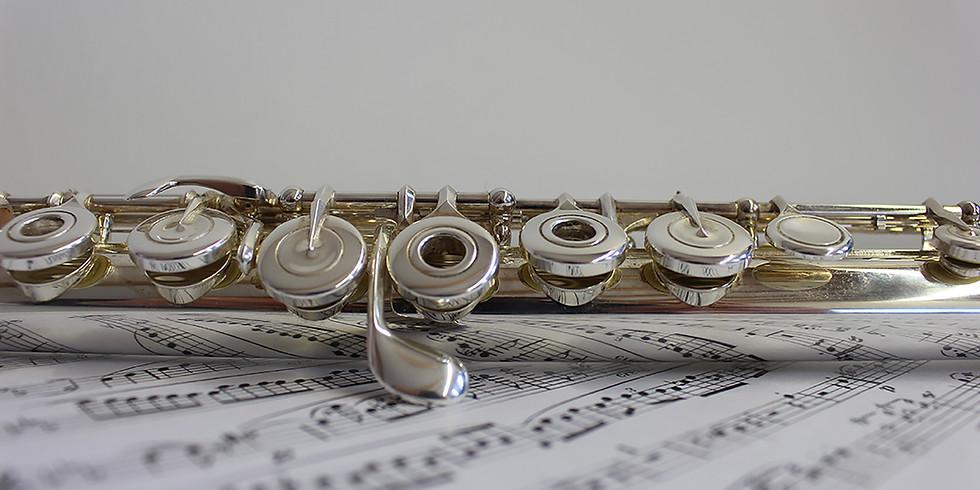 Dobbeltrom Fløytefestival-barn under 13 år
